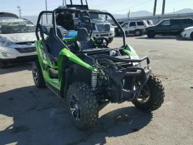 Salvage Arctic Cat WILDCAT TR